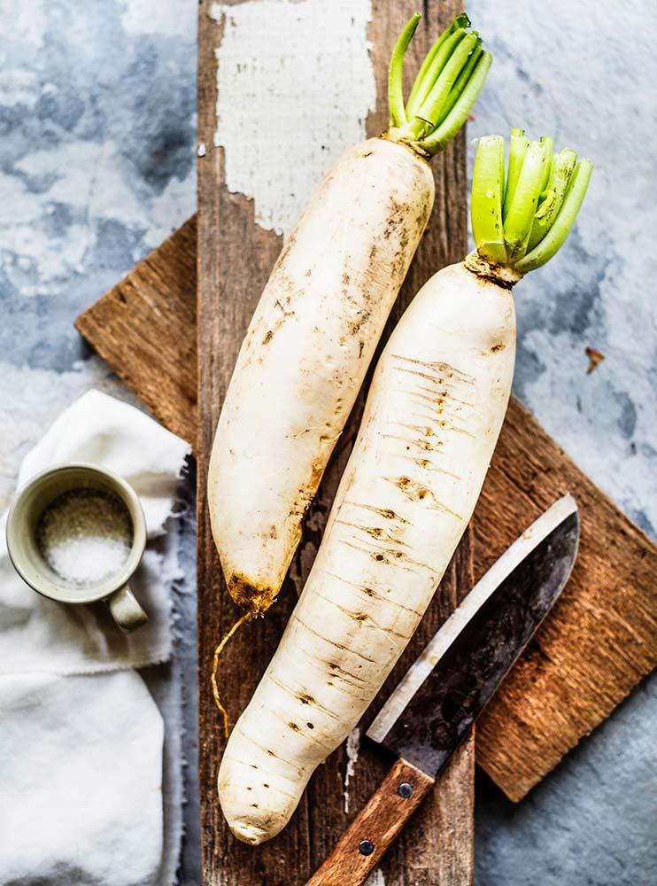 Gemüse von Münchner Gärtnern